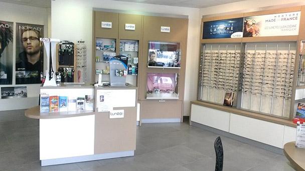 Le magasin Lunéoo