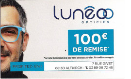 Offre LUNEOO